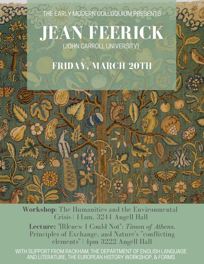 EMC Jean Feerick Poster image